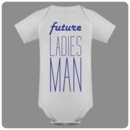 Otroški bodi future ladies man