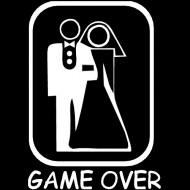 Smešna majica game over