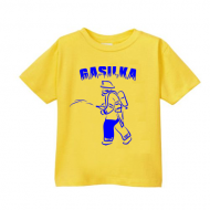Smešna otroška majica gasilka