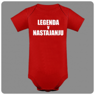 Otroški bodi legenda v nastajanju