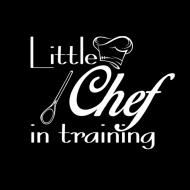 Otroški predpasnik little chef