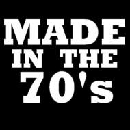 Smešna majica made in the 70s