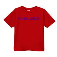 Smešna otroška majica mamin ljubček