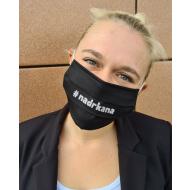 Obrazna maska nadrkana