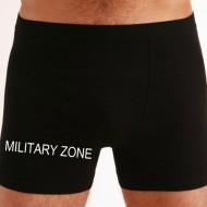 Moške boxer hlače military zone