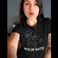 Smešna majica mislim nate