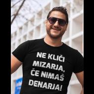 Smešna majica ne kliči mizarja