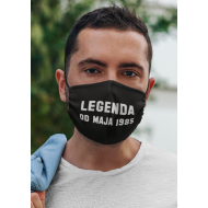 Obrazna maska legenda od
