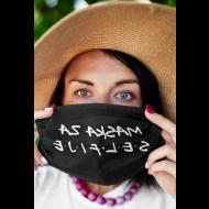 Obrazna maska maska za selfije