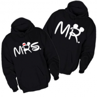 Pulover KOMPLET Mr Mrs