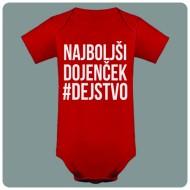 Otroški bodi najboljši dojenček dejstvo