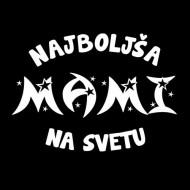 Majica za materinski dan najboljša mami na svetu