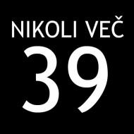 Smešna majica nikoli več 39