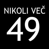 Smešna majica nikoli več 49