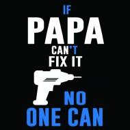 Smešna majica papa fix it!