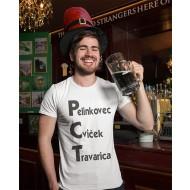 Smešna majica PCT pelinkovec