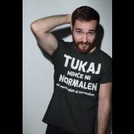 Smešna majica nisi normalen