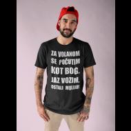 Smešna majica ZA VOLANOM