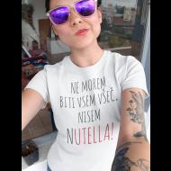 Smešna majica nutella