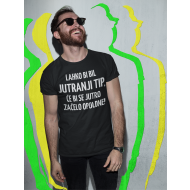 Smešna majica jutranji tip