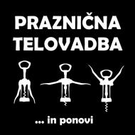 Smešna majica praznična telovadba