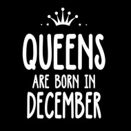 Pulover queens are born in (mesec po želji)