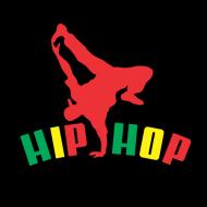 Smešna majica rasta hip hop