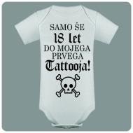Otroški bodi tattoo