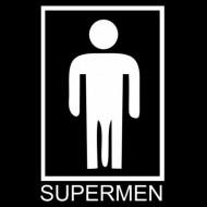 Smešna majica supermen