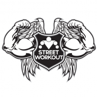 Majica street workout