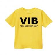Smešna otroška majica VIB very important baby