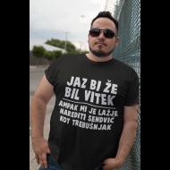 Smešna majica vitek / vitka