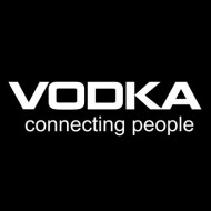 Smešna majica VODKA connecting people