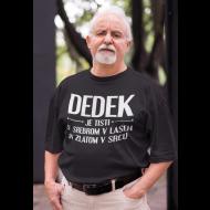Smešna majica zlati dedek