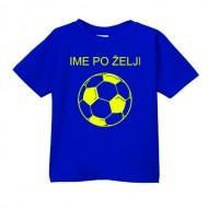 Smešna otroška majica žoga IME PO ŽELJI