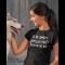 Smešna majica če ne smem pripeljati psa