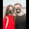 Obrazni maski Mr & Mrs Right