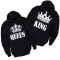 Pulover KOMPLET King Queen
