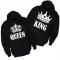 Pulover KOMPLET King Queen